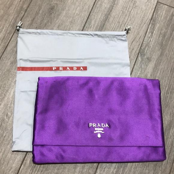72ad1db1b452 Prada Bags | Clutch | Poshmark